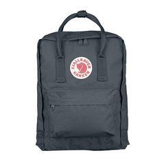 Bags - Fjallraven Kanken Graphite Backpack - Ballantynes Department Store