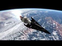 Kerbal Space Program - X-20 Dyna-Soar Space Plane - RSS