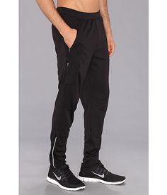 Nike Track Men's Running Pants - Black