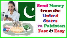 [Hindi/Urdu] Send Money from the US to Pakistan Fast & Easy