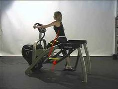Arc Trainer On Pinterest Arc Trainer Workout Elliptical