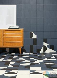 Плитка-головоломка: собери свой узор