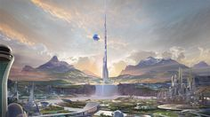 Tomorrowland Movie Production Design