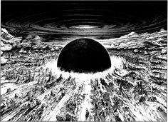 """Akira: Destruction of Neo-Tokyo"""