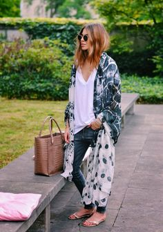 Current Style Inspiration: Maja Wyh