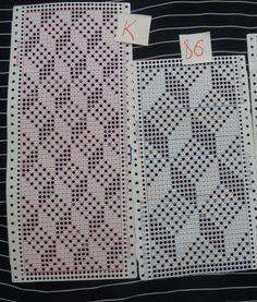 "Фотках Sie Herbstmuster Photo from album ""перфокарты"" on Yandex. Knitted Squares Pattern, Knitting Squares, Knitting Machine Patterns, Lace Knitting Patterns, Knitting Charts, Stitch Patterns, Sweater Patterns, Free Knitting, Filet Crochet"