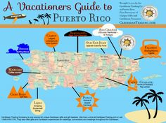 Puerto Rico Travel Infographic