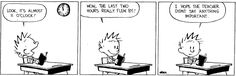 I love this one. This is exactly how some of my current classes go.