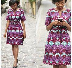 Short Ankara Dresses For Weddings - Latest Gown Styles In Nigeria Short Ankara Dresses, Short Gowns, African Print Dresses, African Wear, African Attire, African Fashion Dresses, African Women, African Dress, African Prints