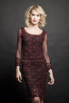 Amazing #crochet dress that rocks! Image 45