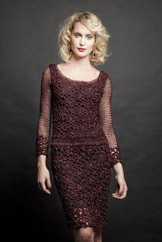 GIOVANA DIAS e seu espetacular crochet