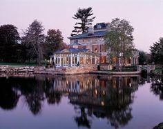 Riverstone Estate Mansion  Foxburg, PA