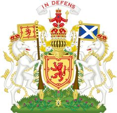 Heraldry in Scotland / Royal Coat of Arms of Scotland (prior to 1603)