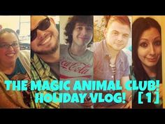 The Magic Animal Club Holiday! Part 1 - YouTube