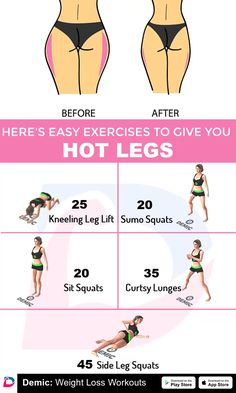 workout to lose belly fat fast 10 pounds / workout to lose belly fat fast . workout to lose belly fat fast at home . workout to lose belly fat fast 10 pounds . workout to lose belly fat fast gym . workout to lose belly fat fast for men Leg Workout At Home, Fitness Workout For Women, Workout Plan For Women, Fitness Workouts, Yoga Fitness, Workout Plans, Butt Workouts, Leg Exercises, Physical Fitness