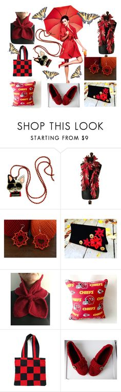 """""""Red is always fashionable."""" by lwitsa62 on Polyvore featuring interior, interiors, interior design, дом, home decor, interior decorating и Hostess"""