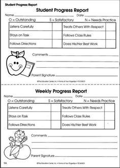 Daily progress reports template 10 hello marathi.