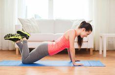Hjemmetræning: 5 enkle øvelser som kan forvandle din krop på bare 4 uger