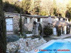 A 20 km de CANNES et à 3 km de GRASSE. Superbe maison en pierre entièrement rénovée en 2005 comprenant cuisine équipée ouverte sur salon-séjour, 3 chambres et 3 salles d'eau. Piscine extérieure. Vue sur la mer. Jardin de 2 000 m2. RARE. http://www.partenaire-europeen.fr/Annonces-Immobilieres/France/Provence-Alpes-Cote-d-Azur/Alpes-Maritimes/Vente-Maison-Villa-F5-PEYMEINADE-1018935 #maison