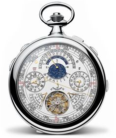 The Vacheron Constantin Reference 57260 pocket watch is a celebration of classic watchmaking to the extreme.