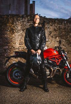 Spirit Motors Motorradjacke mit Protektoren Motorrad Jacke Vintage Style Lederjacke 1.0 Kupfer Herren Chopper//Cruiser Sommer