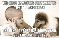 baby humor | Funny Baby Quotes - HypeHumor