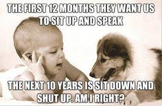 baby humor | Funny Baby Quotes - HypeHumor