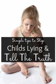 10 Tips to Help Your Child Stop Lying and Tell the Truth: Dealing with a lying child can be tough, but remember, it's you who has to intervene and try to sort out the issue as a parent. Below is a list of simple tips that could help you encourage honesty Kids And Parenting, Parenting Hacks, Parenting Plan, Parenting Classes, Parenting Styles, Parenting Quotes, Kids Lying, Stop Lying, Mentally Strong