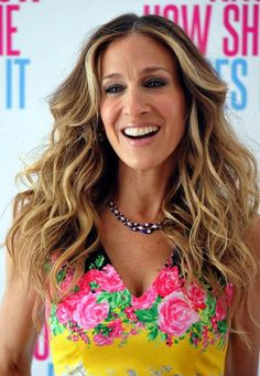 """Sarah Jessica Parker (or SJP as we affectionately call her) will forever be remembered as curly girl Carrie Bradshaw in """"Sex and the City."""" To celebrate the series premiere of the prequ…"""