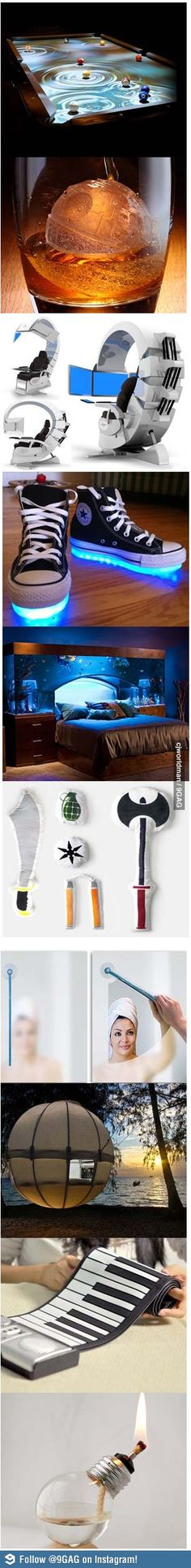 All the want. i really like the aquarium bed.