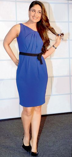 Kareena Kapoor at an event by 'Head & Shoulders'.