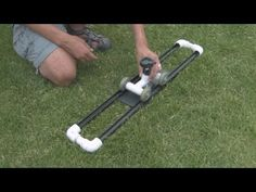 Trolley Dolly (Camera Slider) // Can mount on tripod