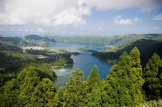 Sete Cidades, Azores — by Mika Hiironniemi Fotopedia