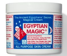 Lauren Conrad & Emily Maynard both swear by this for dry winter skin. Egyptian Magic (can buy it on Amazon)