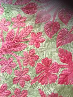 Hawaiian Quilt Patterns, Hawaiian Quilts, Blanket, Quilting, Appliques, Image, Hobbies, Furniture, Hawaiian