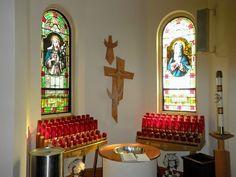 Baptismal cove