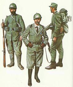 Italian Army WWI - pin by Paolo Marzioli