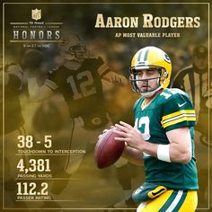 R-E-L-A-X, Green Bay Packers fans! Aaron Rodgers is the M-V-P! #NFLHonors