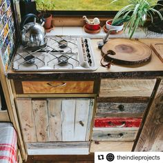 Love seeing the amazing photos taken by Theo from @theindieprojects. I had so much fun filming with them back in august... it feels like so long ago now! Since then we've embraced vanlife full time and it's been a bumpy ride getting used to the cold, enduring leaks and adjusting to using minimal power with less sun... A necessary wood burner has since been installed after the movie was made and, we took down some of the coloured palette off the roof as got told by many it may be toxic if…