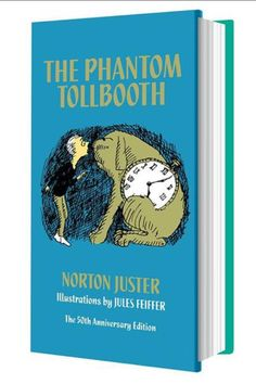 The Phantom Tollbooth by Norman Juster - If Grandma Made the Summer Reading List, These Classics Would Make the Cut  - Southernliving. Buy It: $8.99, amazon.com Who can forget the adventures of Milo, the bored young boy who embarks on a magical journey in a phantom tollbooth? No one is ever too old to enjoy an inventive, laugh-out-loud spin in the tollbooth. It's guaranteed to remind you (and Milo, of course) how exciting life can be.