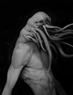 ArtStation - Squidy Squid Squid, Anthony Jones