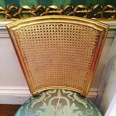 #canespotting #chatsworth Regency #chair from late 1700s. | by srchairs