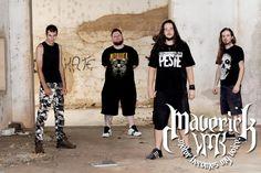 Força Metal BR: Maverick: atração no festival Santa Beer Rock em M...