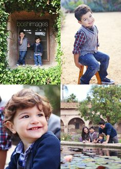 great family-session and cutest little boy clothes