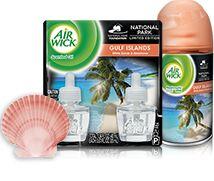 Air Wick/National Parks sensory co-brand