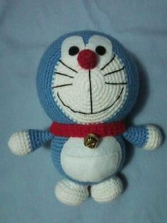 1000+ images about Amigurumi Doraemon on Pinterest ...