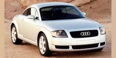 2000 Audi TT...I didn't have girlhood crushes on boys...just on cars.