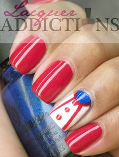 Lacquer Addictions-4th of July