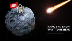 20  Smart 404 Error Page Designs - UltraLinx