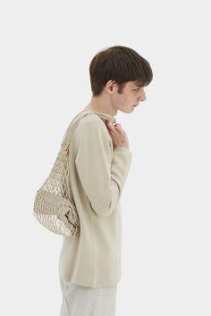 Grocery String Bag Natural